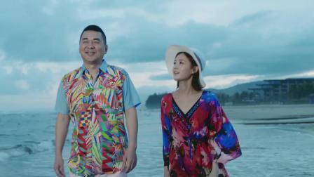 李洪海夏可可同游泰国,开启浪漫二人世界之旅