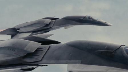 好莱坞最经典的空战猛片 惊险刺激的空中劲爆场面看得手心都是汗!