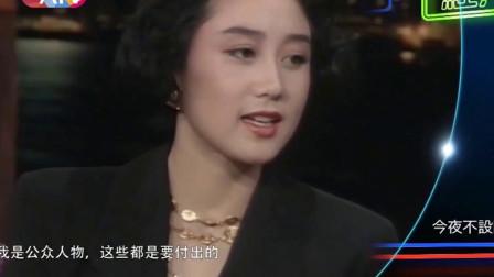 甄子丹妻子,李小龙妻子,看到李连杰妻子利智:五十年一遇的美人