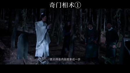 奇门遁甲,五行相术,阴十三大战巨型食人蜈蚣