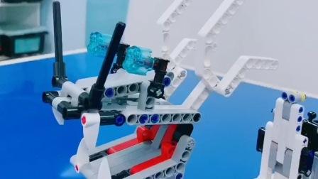 乐高机器人~赛龙舟