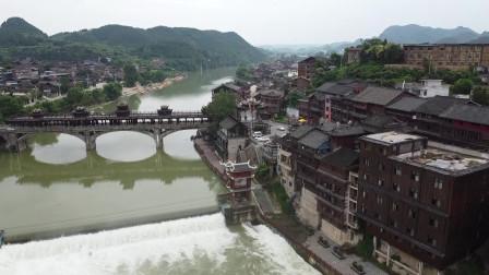 """摩旅来到贵州小众古镇,民国时期的""""小上海"""",到底是什么样的"""