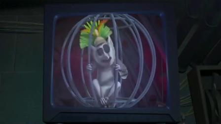 马达加斯加企鹅:博士抓到朱利安,手下还不知道,朱利安是假的!
