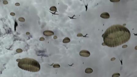 最后的阻击大战,空降兵大量支援,坦克装甲被狙击