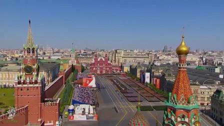 2020年俄罗斯纪念卫国战争胜利75周年阅兵