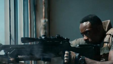 一部极致彪悍刺激的科幻狙击电影 终于让我找到了 看了一遍又一遍!