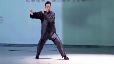 陈小旺大师 陈式太极拳精彩表演