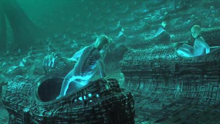 《前哨基地》:人类发觉侵略者母舰,却不忍心对外星小孩下手