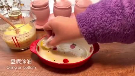 最喜欢的超级低卡好吃的酸奶糕,做法超级简单