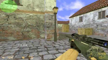 CS世界大赛拿着AK一梭子打不到人的菜鸟,进来学学森林哥怎么玩