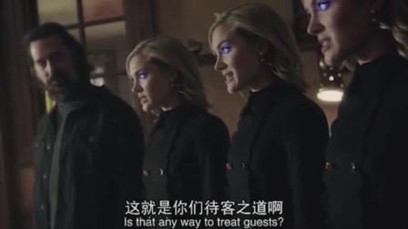 三胞胎姐妹用异能联手,可以打半个复仇者联盟了