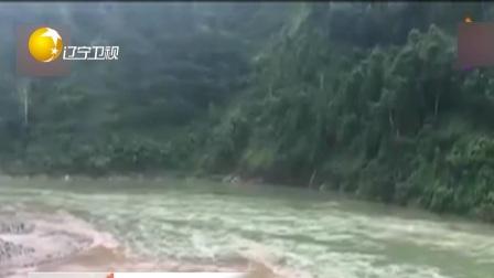 西双版纳澜沧江水域沉船事件:24人落水  1死6失踪