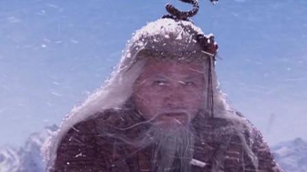 神雕:欧阳锋和洪七公在雪崩中打了三天三夜,这功力真如此高超!