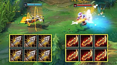 LOL:6无尽剑圣单挑6羊刀剑圣,哪种出装更强?