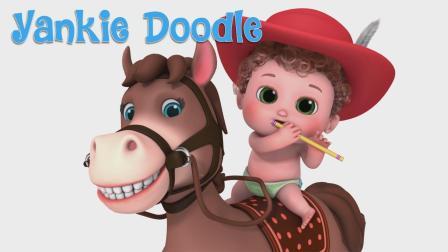 全能宝贝BOBO之奇妙动物儿歌  小牛仔BOBO