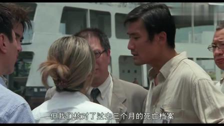 目露凶光:刘青云找朋友,不料却是另有目地,这操作好熟练呐