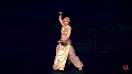 亚洲怀旧风情肚皮舞蹈 Belly