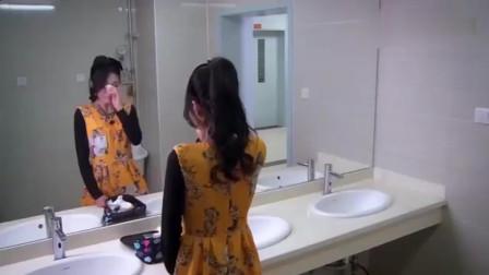 我的他们:姑娘不会化妆,清洁大妈看不下去,把姑娘化成古典美人