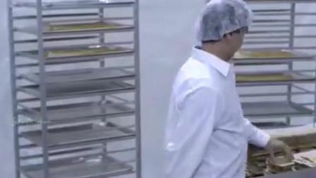 美国工厂制作面包的配方,没有这个味当地人是不会买的!