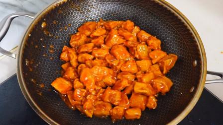 大厨教你茄子最好吃的做法,简单家常又美味,一次两根不够吃
