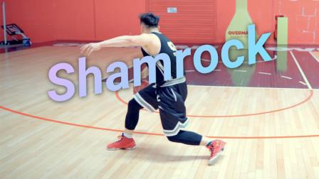 91篮球教学 166 shamrock完美成功的节奏点位