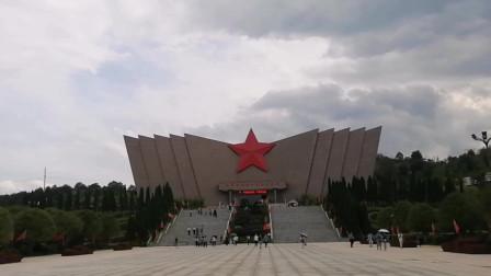 红征湘江战役纪念馆,座落于广西桂林全州县,免费入馆,感受那段浴血奋战的历程,值得每一个华夏儿女去参观