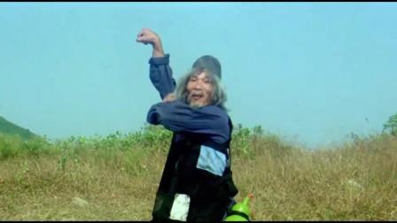 三十六迷形拳:小伙师傅被乞丐打的落花流水,这下丢人了