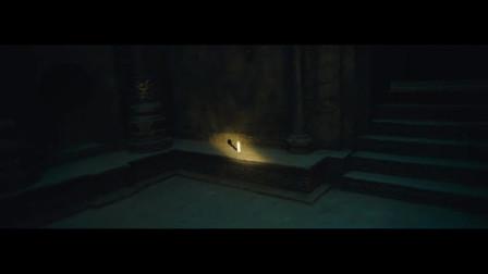 影视:蜡烛灭了,棺材也打开了,这下有危险!