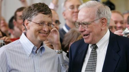 胡言狼语 | 巴菲特和比尔盖茨到底?谁对社会的贡献更大?