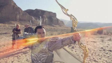 二郎神最厉害的兵器是啥?助他打进凌霄宝殿!不是三尖两刃刀