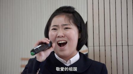 朝鲜导游介绍朝鲜女生独特细节,参观当地学校,学生个个天资过人