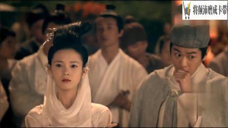 花月与刘子固的首次相遇,张若昀真的很适合出演这样的角色