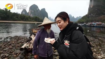 桂林山水甲天下,这里还有个老人特别出名,几乎人人都认识
