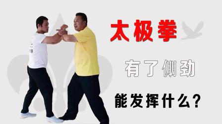 内家拳倗劲是什么?洪钧生老前辈讲:太极拳是倗劲,是螺旋