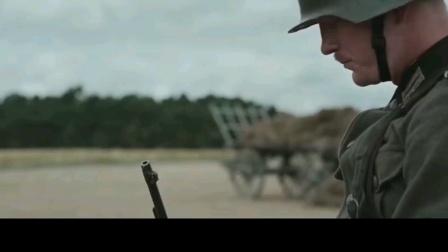 德国军官放走了要的抵抗人员