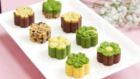 最适合新手做的夏日糕点绿豆糕,清甜不油腻,冰凉又解暑!