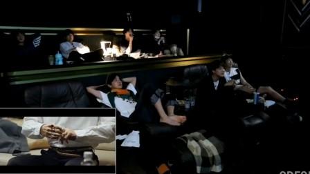 【防弹少年团】【reaction】BTS看自己电影反应来啦~超爆笑~超羞耻~