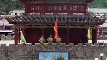 四川阿坝藏族羌族自治州松州古城