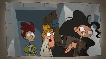 《豌豆公主》真正的结局,原来王子是个钢铁直男?活该注孤生啊!