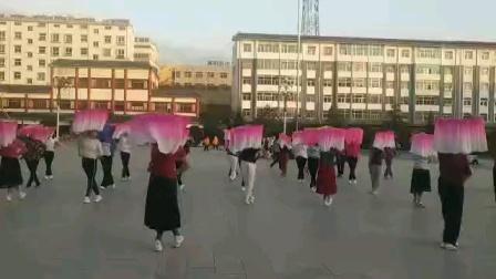 广场舞:南水湖之恋(习舞)