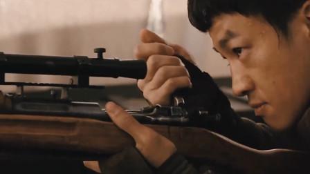猎户小伙居然是神枪手 生猛狙杀两个日本狙击手 被团长看中!