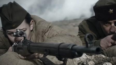 顶级罕见的女狙击手  二战共狙杀309名德军 狙杀场面看得惊险刺激!