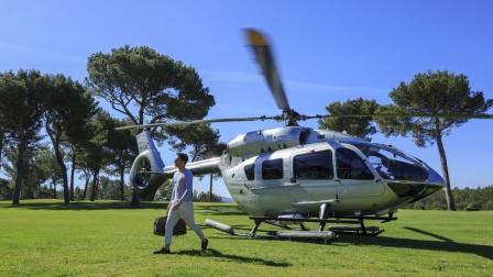 空客ACH145公务直升机 - 终极飞行体验