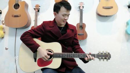 《断了的弦》独奏吉他弹奏-小Q吉他教室