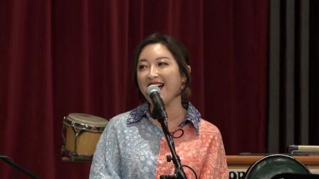 金美儿演唱《超级中国》,欢快曲风感情奔放