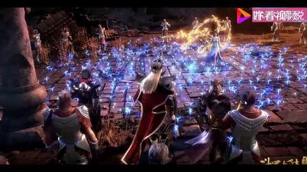 斗罗大陆龙王传说游戏:阿银献祭,永别了,游戏(1)