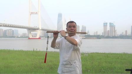 张永纯 笛子独奏 《长城长》D5D演奏,袁再彪先生制笛。