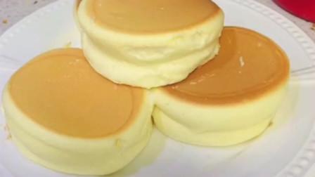 计划这个舒芙蕾松饼,先不提做不做,你来看看,提示小心你的皱纹!