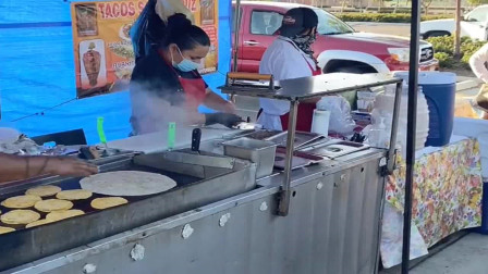 墨西哥街头卷饼,为啥喜欢老墨食品,是他们的味道很浓,让味蕾过瘾!