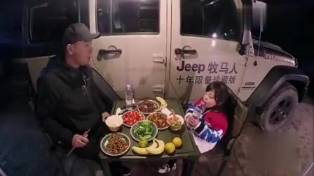 陈小春化身女儿奴,让小泡芙叫自己爸爸,小泡芙一脸懵!